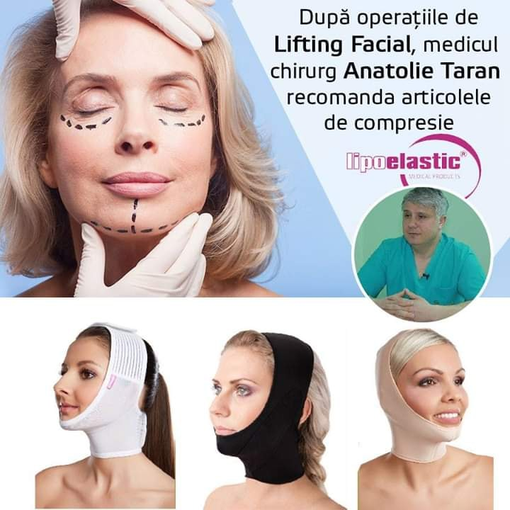 chirurgie plastica lifting facial